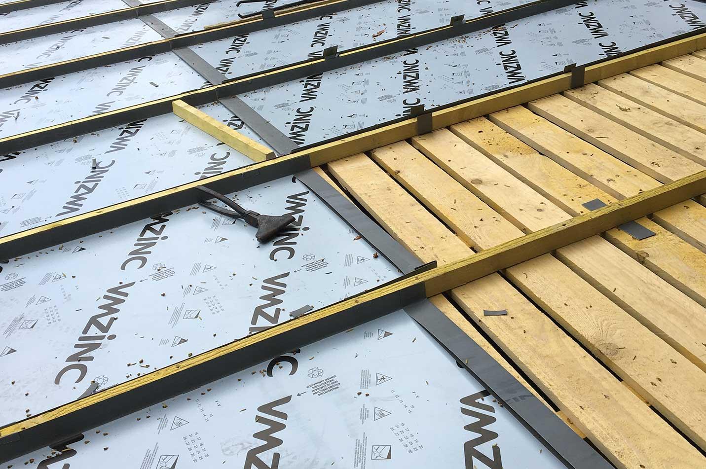 Rénovation et réfection de toiture à Grenoble et dans le 38